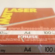 Пленка для лазерного принтера KRUSE фото