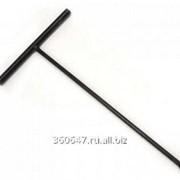Ключ для радиатора 10 секций, с ручкой фото