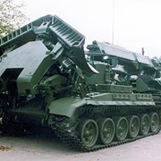 Инженерная машина разграждения ИМР-2 фото