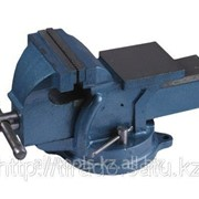 Тиски Stayer Master слесарные поворотные, 95мм Код: 3256-100 фото