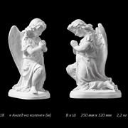 """Скульптура """"Ангел на колене"""" (мал.) фото"""