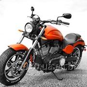 Мотоцикл Judge orange фото