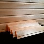 Вагонка дерев'яна від Dibrova (2.2 м) фото