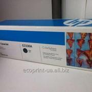 Услуга заправки картриджа HP CC530 A Black для лазерных принтеров фото