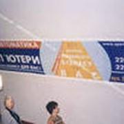 Размещение рекламы на эскалаторных сводах фото