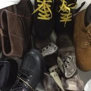 Мужская зимняя обувь EXTRA Секонд хенд (second hand) оптом фото