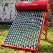 Солнечный водонагреватель СН-62 пассивного типа 80 литров фото