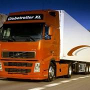 Грузоперевозки международные, опасных грузов, ТНП, продуктов питания, стройматериалов, металла, бумаги фото