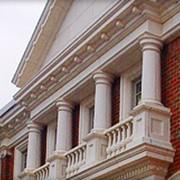 Колонны, цоколи и капители колонн, Декоративные панели фото