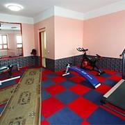 Тренажерный зал в Алматы фото