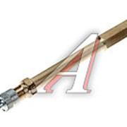 Удлинитель вентиля колеса L=100мм прямой металл фото