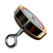 Неодимовый поисковый магнит Редмаг F400 (500 кг) фото