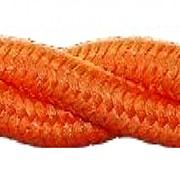 Матерчатый провод 2х2,5 Orange(оранжевый) арт 1022505 фото