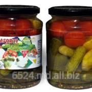 Асорти помидоды,огурцы фото