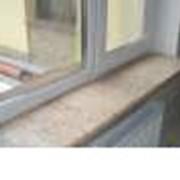 Изделия из натурального гранита: подоконники, столешни, плитка на пол. фото