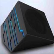 Динамик с подсветкой и Bluetooth фото