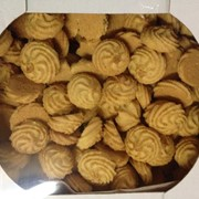 Печенье из кукурузной муки фото