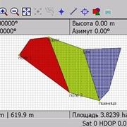 Прибор для замера полей GPS Топограф фото