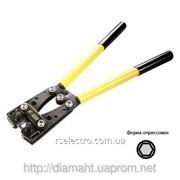 Инструмент для опрессовки кабельных наконечников TMH-H 6-50A фото