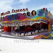 Аттракцион б/у Musik Express Code Used398 фото