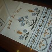 Рушник вышитый мод. 25 -10 фото