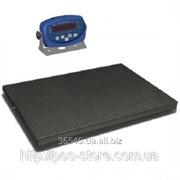 Весы низкопрофильные платформенные Axis 4BDU бюджет фото