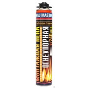 Пена монтажная огнестойкая Bau Master фото