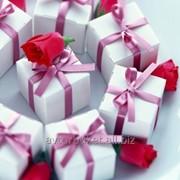 Услуги по Дизайну свадебных подарков фото