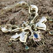 Прием заказов на изготовление индивидуальных изделий из драгоценных металлов и камней фото