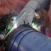 Монтаж, реконструкция, ремонт, наладка трубопроводов пара и горячей воды фото