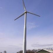Ветроэлектростанция (ветрогенератор, ветряк) 2000 кВт для сильных ветров фото
