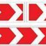 Noname Дорожный знак 1.34.1 - 3, 500х1160 мм (Высокоинтенсивная пленка, тип Б) арт. ДЗ20203 фото