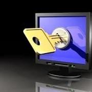 Компьютерный детектив, безопасность. фото