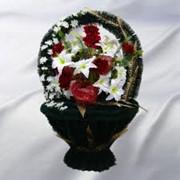 Ритуальные корзины фото