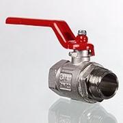 2-ходовой шаровой кран, исполнение для низкого давления - BKR HR ND фото