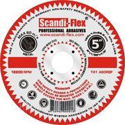Отрезной круг Scandi-flex 125*1,0*22,2 фото