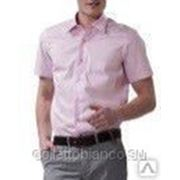 003835 Прямая рубашка LR(46-50) Allan Neumann фото