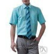 004482 Прямая рубашка LR(46-50) Allan Neumann фото