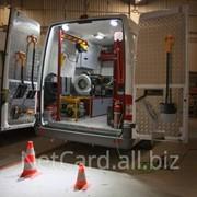 Аварийно-ремонтный мобильный комплекс, теплотехническая лаборатория MainLine-6 фото