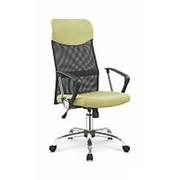 Кресло компьютерное Halmar VIRE 2 (черно-зеленый) фото