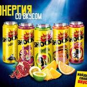 Чешский энергетический напиток «BIG SHOCK!» 0,5 л фото