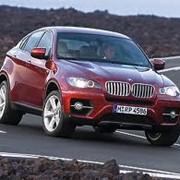 Автомобиль BMW X6 фото