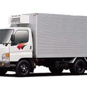 Hyundai HD 78 с грузоподъёмностью 4,5 тонны фото