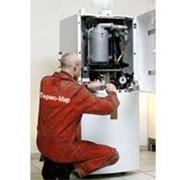 Сервисное обслуживание газовых котлов фото