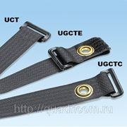Кабельные стяжки многоразовые с пластиковой пряжкой ULTRA-CINCH™ Panduit: типа Velcro или липучка