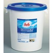 Гранулят для бассейнов общего пользования без резкого запаха хлора 45 кг - Granular hth шок фото
