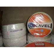 Кабель SAT - 703 Cavel бухта 100м фото