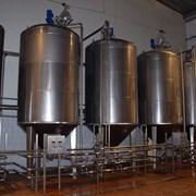 Изготовление резервуаров для кондитерской промышленности фото