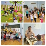 Танцы в детском центре развития BABY WAY фото