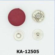 Кнопка Альфа 12,5мм, Код: КА-12505 фото